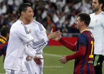 برشلونة يخالف التوقعات ويهزم ريال مدريد في عقر داره
