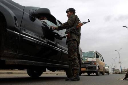 أمن العاصمة يضبط أسلحة و20 كيلو متفجرات بموكب عرس