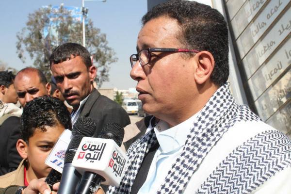 المسوري يطالب بإدراج العصابة الحوثية ضمن الجماعات الإرهابية