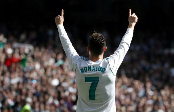 رونالدو الرياضي الأكثر شعبية في العالم للعام الثالث على التوالي