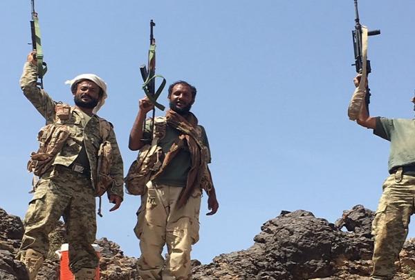 القوات المشتركة تخترق دفاعات المليشيا وتقطع الطريق الرابط بين زبيد والجراحي بالساحل الغربي