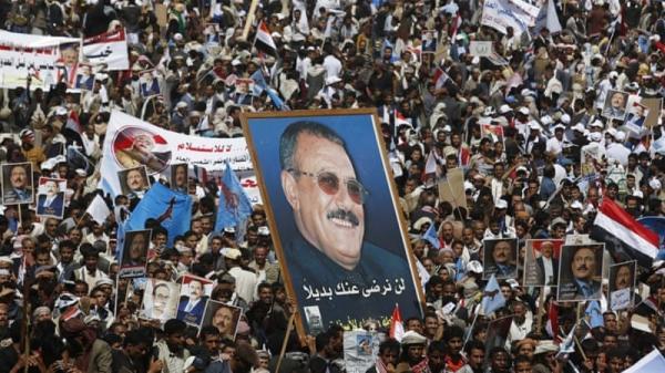 عبده الجندي: حشد السبعين يُعبر عن قوة وصلابة الشعب اليمني