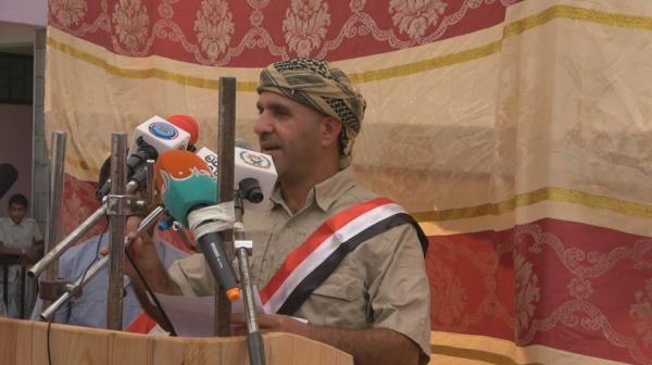 العميد دويد: اليمن لن تقبل بالطائفية ولن تكون تابعة لإيران