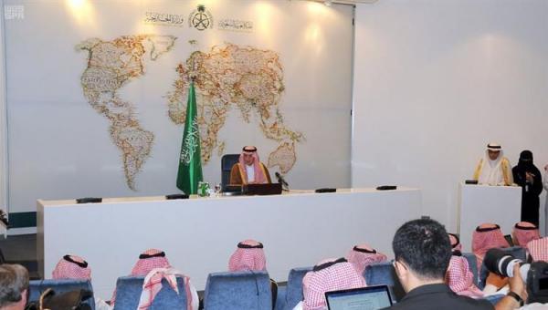 الجبير: إيران تتحمل مسؤولية الهجوم التخريبي تجاه منشأتي النفط في بقيق وخريص