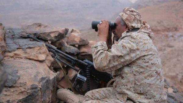 وسط معارك ضارية.. القوات الحكومية تواصل تقدمها بمقبنة تعز لليوم الثالث
