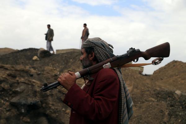 نجاة شيخ قبلي مؤتمري من محاولة اغتيال نفذها حوثيون بصنعاء