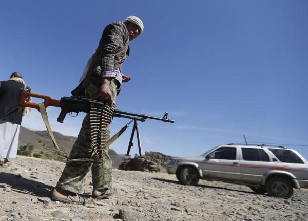 تعرض نقطة تفتيش حوثية بذمار لإطلاق نار هي الثانية خلال شهرين