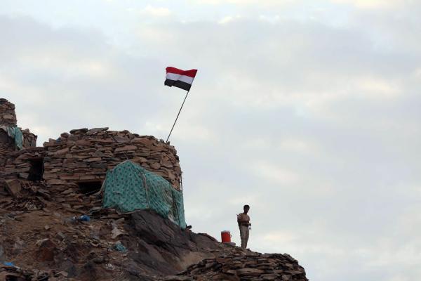 قتلى حوثيون في مواجهات أعقبت محاولة تسلل إلى مواقع برازح صعدة