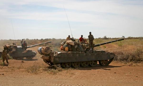 هجوم إثيوبي &#34واسع النطاق&#34 على حركة الشباب الصومالية