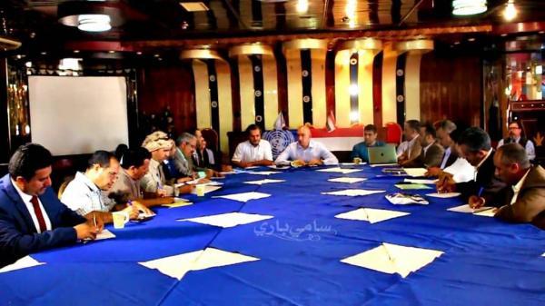 لجنة تنسيق إعادة الانتشار تعقد جولة جديدة من الاجتماعات في مدينة الحديدة