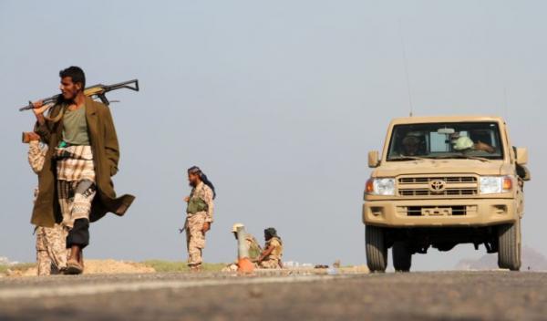 دحر مليشيا الحوثي من مواقع عدة في خب والشعف بالجوف