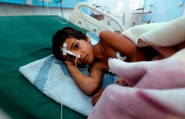 الصحة العالمية: 66 حالة وفاة بمرض الدفتيريا في اليمن