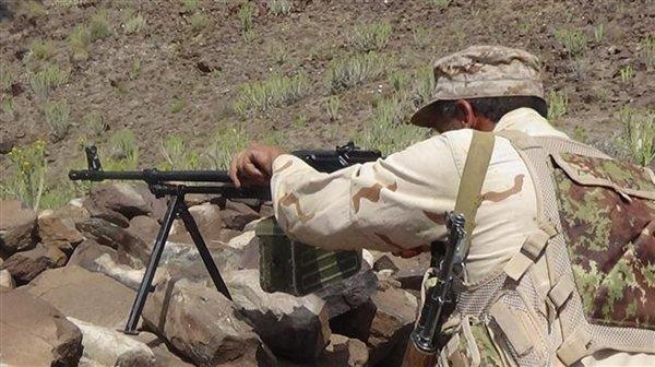 قتلى وجرحى من الحوثيين بالضالع
