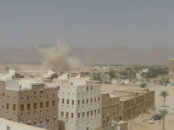 انفجار عبوة ناسفة استهدفت دورية عسكرية جنوب شرق اليمن