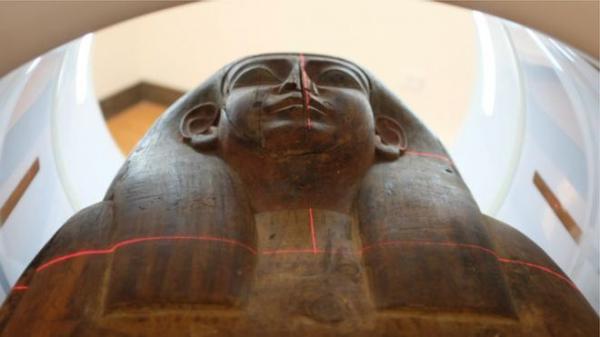 اكتشاف مومياء في تابوت فرعوني كان يُعتقد أنه فارغ طوال 150 عاما