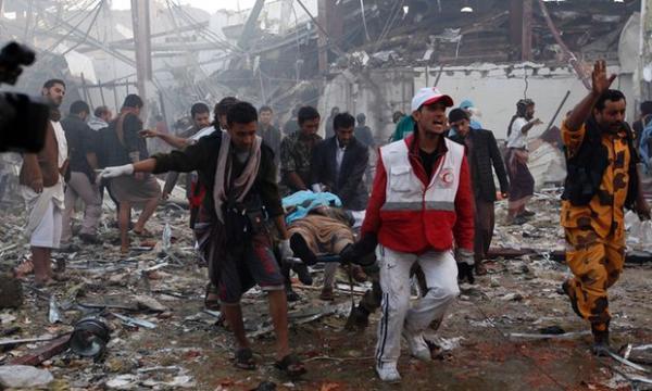دعوة مهمة لأسر وذوي ضحايا مجزرة القاعة الكبرى