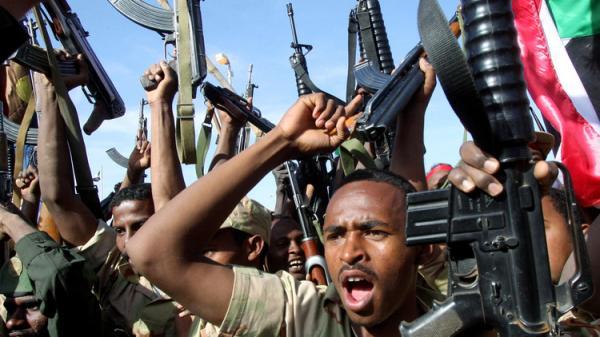 الجيش السوداني يعلن رسمياً مقتل واصابة 27 جنديا وضابطا في اليمن