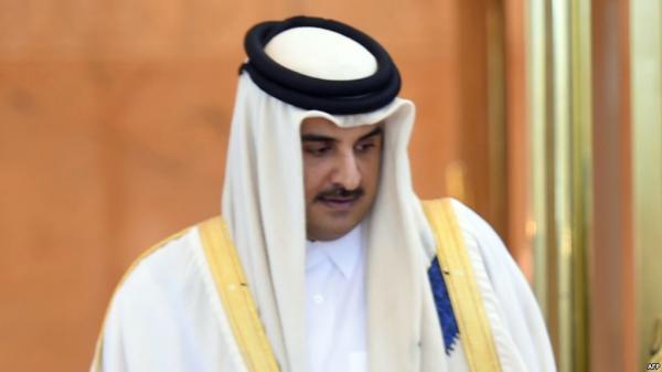 وثيقة تكشف إرسال قطر أموالا للحوثيين