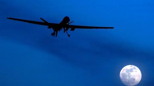 مقتل شخصين بغارة لطائرة بدون طيار في بيحان شبوة