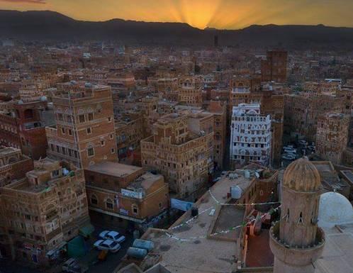 العدوان على اليمن.. غارات جوية على العاصمة صنعاء في ساعة الصباح الأولى
