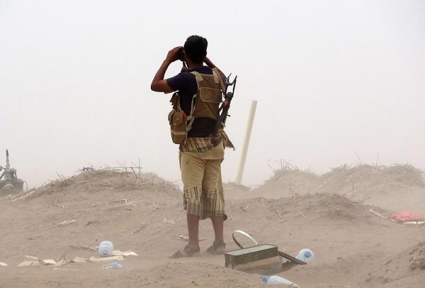 خروقات مليشيا الحوثي لوقف إطلاق النار في مدينة الحديدة ومنطقة الجاح ليوم السبت