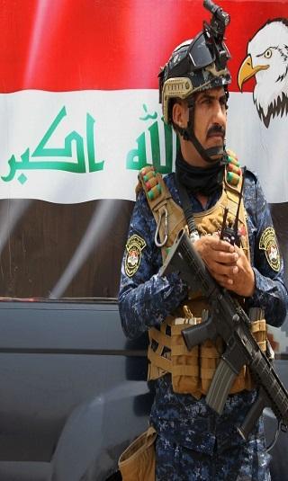 وقت عصيب لقادة مليشيا ايران في العراق بعد استهداف السفارة الأمريكية