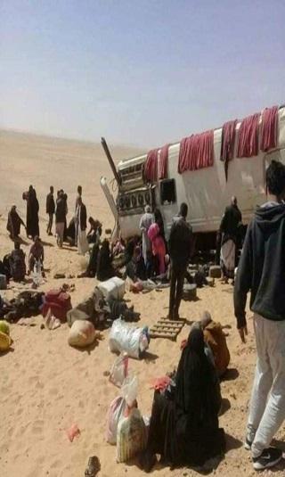 """""""العبر"""" طريق الهلاك.. فرامة لأرواح المسافرين وصورة مزرية لفساد الحكومة اليمنية"""