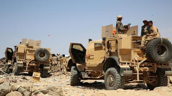 مصدر: قصف أفشل محاولة إقامة عرض عسكري بمأرب