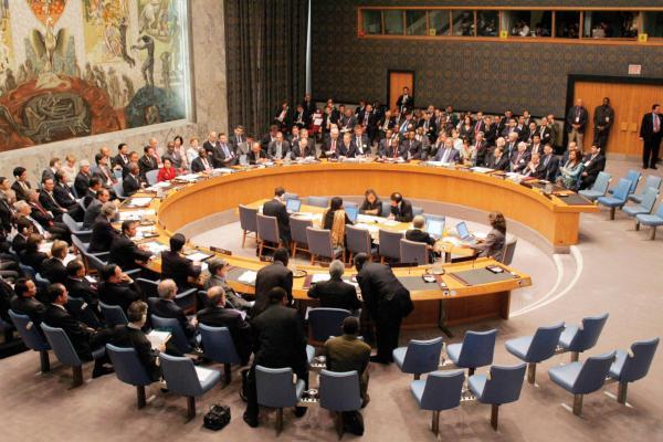 الامم المتحدة تختار خمسة اعضاء جدد غير دائمين في مجلس الامن