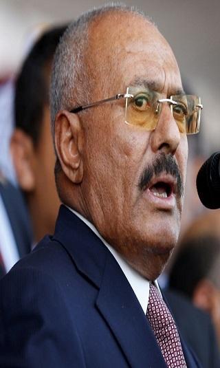وكالة &#34خبر&#34 تنشر نص آخر خطاب للشهيد الزعيم علي عبدالله صالح قبيل استشهاده بساعات