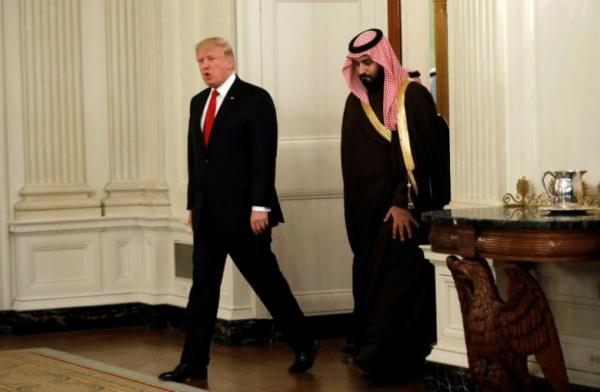 """مجلة """"بوليتكو"""": بن سلمان يورط واشنطن في مستنقع اليمن والمنطقة"""