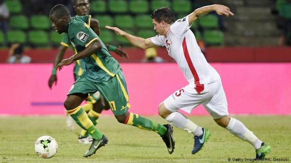 أمم أفريقيا- فريقا تونس والجزائر بعيون سنغالية ونيجيرية