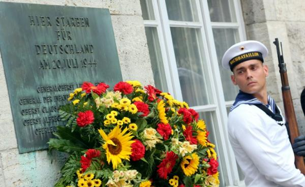 ألمانيا تحيي ذكرى أبطال محاولة اغتيال هتلر قبل 75 عاما