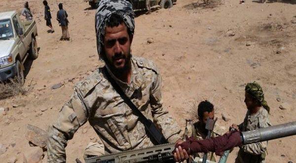 القوات الحكومية تحرر مناطق جديدة في مديرية حيران بحجة
