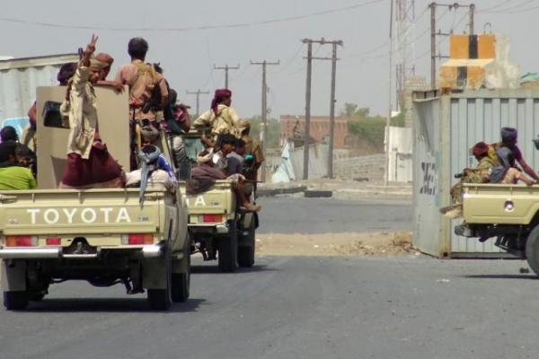 A failed attack by the Iran-backed Houthi militias in Hodeidah