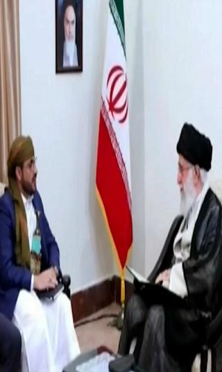 الزيارات الحوثية لإيران من السر الى العلن.. يؤكد ان المليشيات مجرد ذراع للتخريب في المنطقة