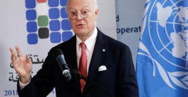 اجتماع جديد بشأن دستور جديد لسوريا الشهر المقبل في جنيف
