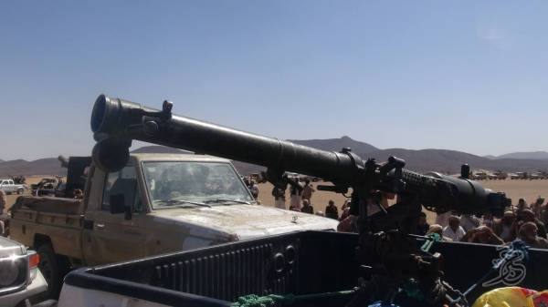 اليمن ـ مأرب: العدوان يشن أكثر من 15 غارة.. وضحايا في استمرار المواجهات