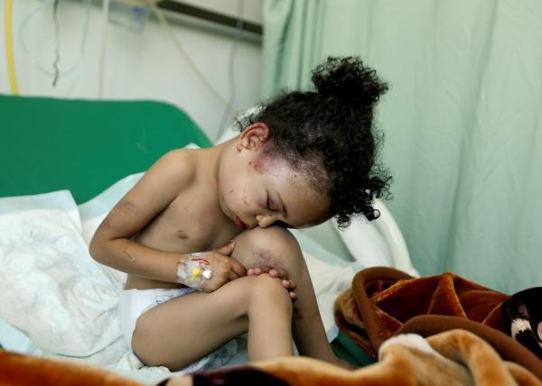 نيويورك تايمز: ذبح أطفال اليمن