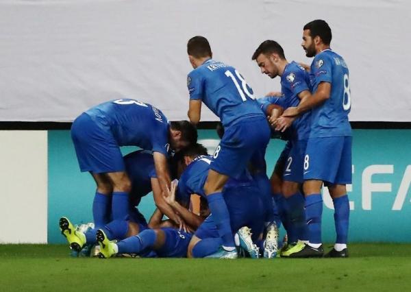 أذربيجان تنتزع التعادل أمام كرواتيا بتصفيات بطولة أوروبا
