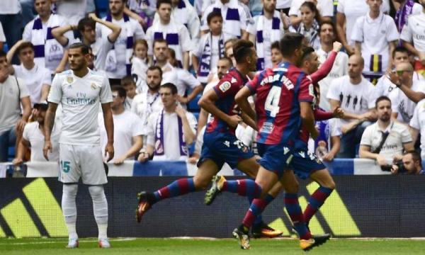 ريال يواصل إهدار النقاط على أرضه بتعادل محبط مع ليفانتي