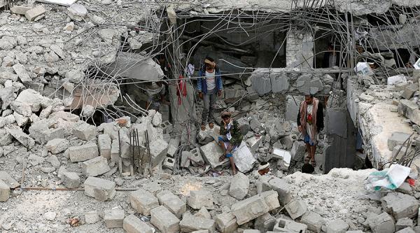 اليمن ترحب بقرار حظر توريد الاسلحة للسعودية