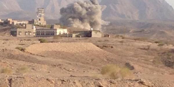 المرتزقة تقصف منازل المواطنين بمأرب والجيش يفشل محاولة زحف