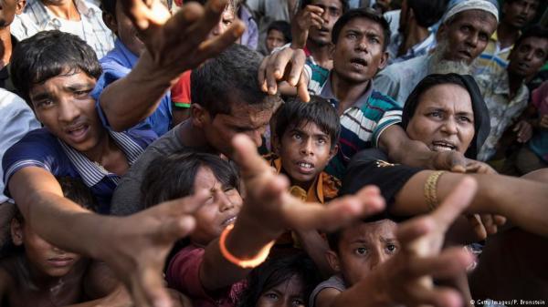 تحذيرات من وفيات للروهينغا في بنغلادش لغياب الاحتياجات الأساسية