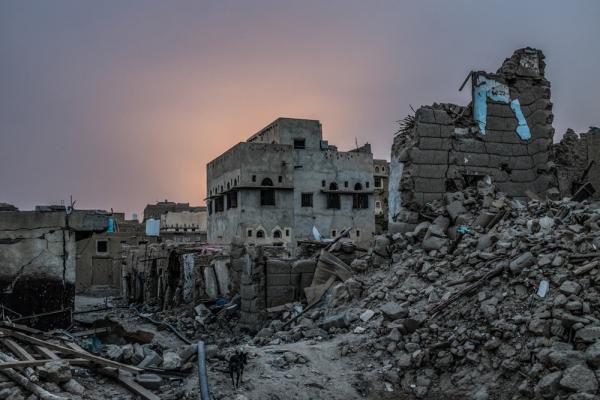 9 غارات سعودية على صعدة