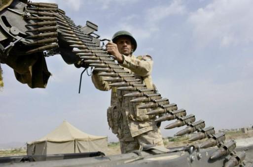 الجيش يؤمِّن 4 مواقع بمأرب