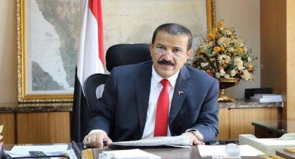وزير الخارجية يبعث برقية لسيدة طريق الحرير الجديد