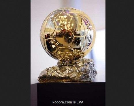 &#34فرانس فوتبول&#34 تعلن قواعد الكرة الذهبية الجديدة