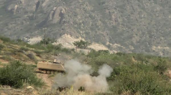 هجوم في جيزان وتدمير آلية سعودية بنجران