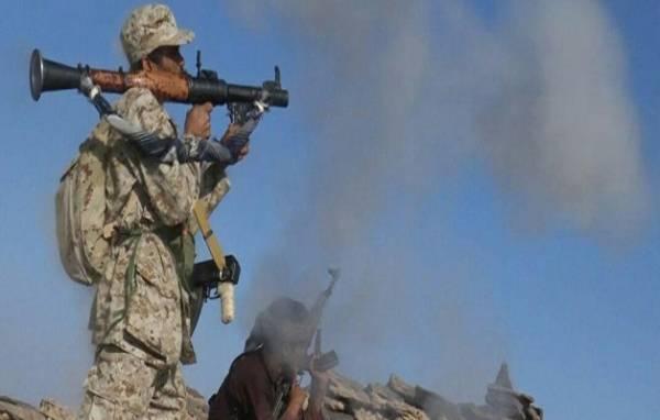 الجوف: الجيش يؤمّن موقعين في خب والشعف